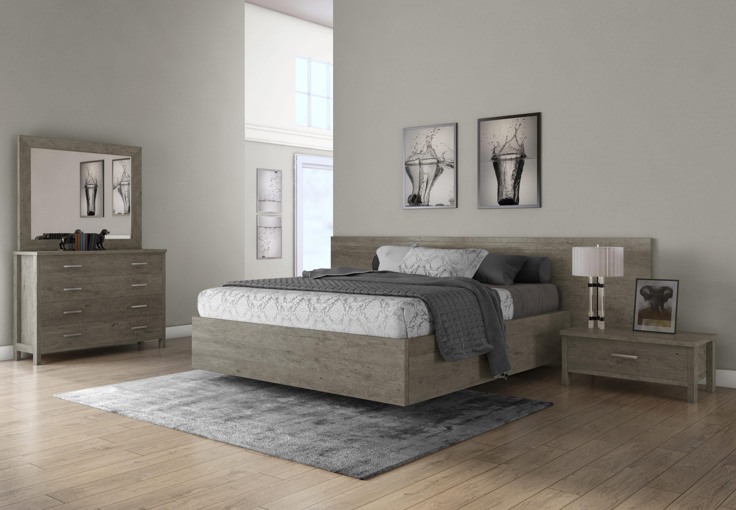 חדר שינה פיוצ'ר