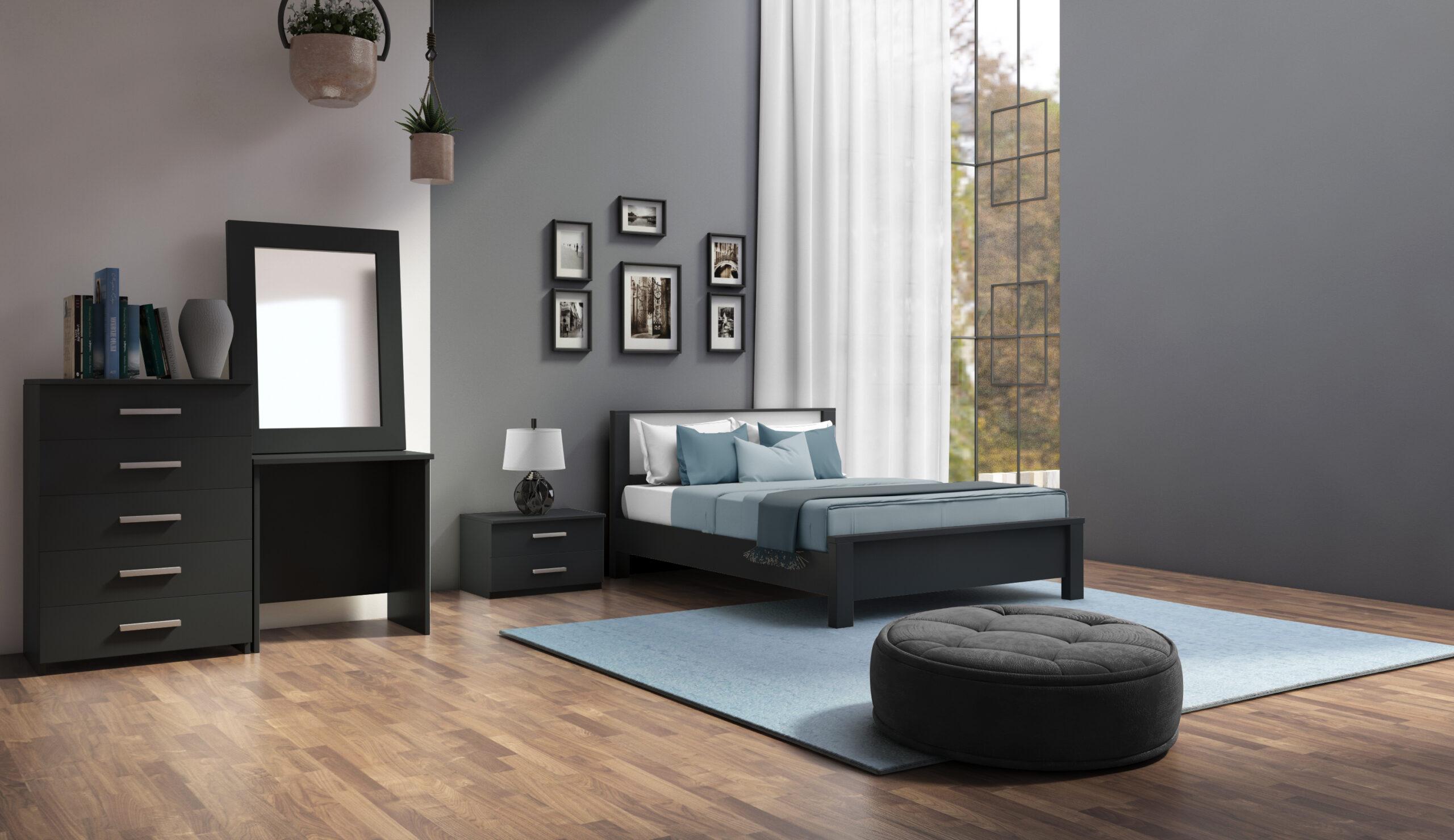 חדר שינה שחף