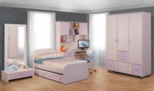 חדר שינה כלנית