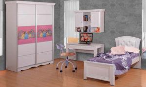 חדר ילדים פרינסס