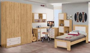 חדר ילדים שמש