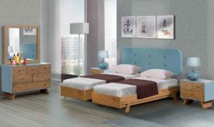 חדר שינה מיטה יהודית מעיין