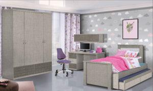 חדר שינה צוף