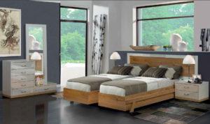 חדר שינה מיטה יהודית דרור
