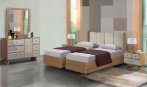 חדר שינה מיטה יהודית לי