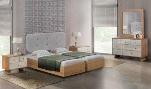 חדר שינה מיטה יהודית גל