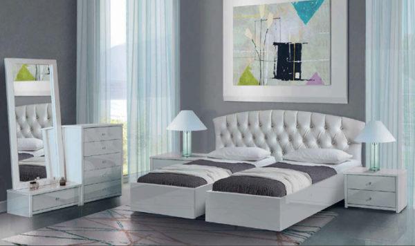 חדר שינה מיטה יהודית אביב