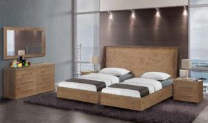 חדר שינה מיטה יהודית אוראל