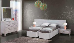 חדר שינה מיטה יהודית פיוצ'ר