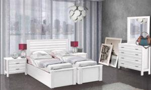 חדר שינה מיטה יהודית שיבולת