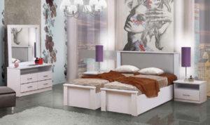 חדר שינה מיטה יהודית לוטוס