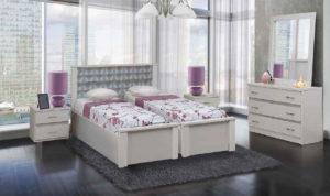 חדר שינה מיטה יהודית יהודה