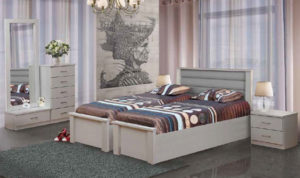 חדר שינה מיטה יהודית דן