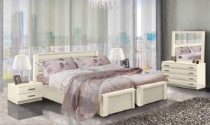חדר שינה מיטה יהודית רומה