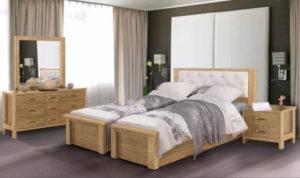 חדר שינה מיטה יהודית שראל