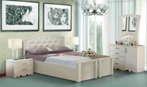 חדר שינה מיטה יהודית לוטם