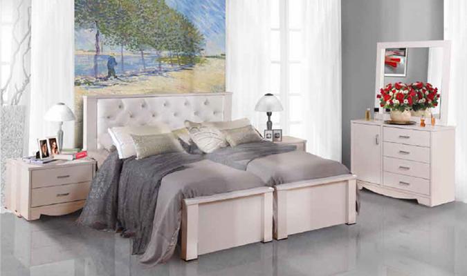 חדר שינה מיטה יהודית