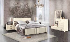 חדר שינה מיטה יהודית סהר