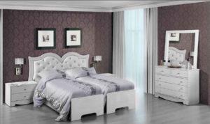 חדר שינה מיטה יהודית מינה