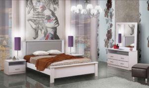 חדר שינה לוטוס