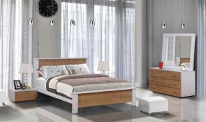 חדר שינה אורן