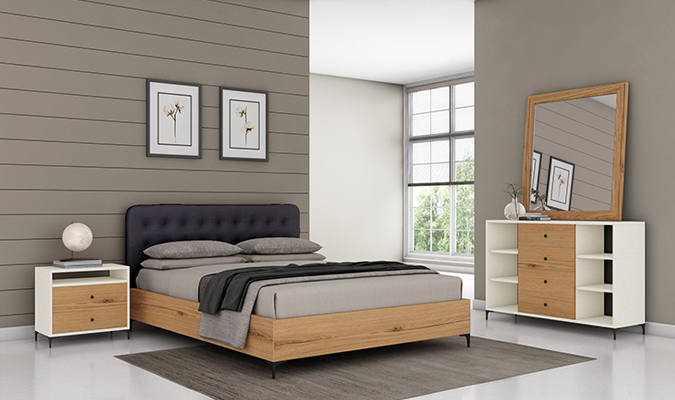 חדר שינה אפריל