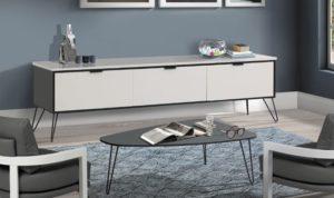 מזנון ושולחן דגם מנהטן