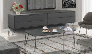 מזנון ושולחן דגם ברצלונה