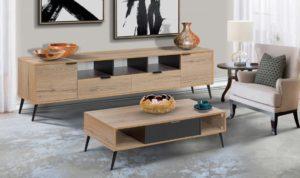 מזנון ושולחן דגם מילנו