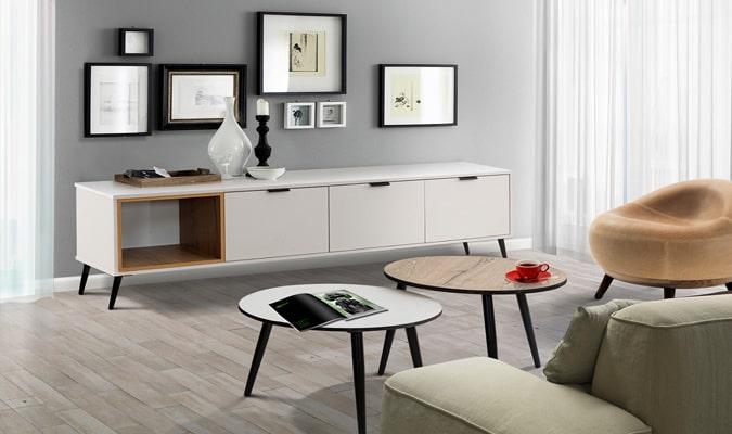 מזנון ושולחן דגם פריס