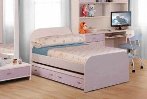 מיטת ילדים כלנית