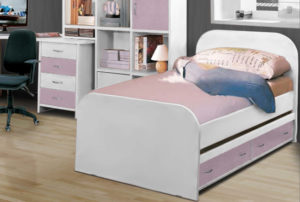 מיטת ילדים רקפת