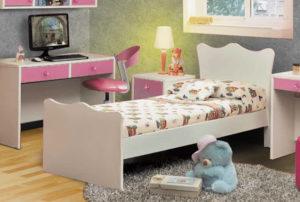 מיטת ילדים שני