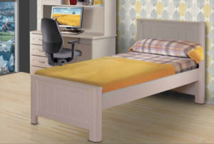 מיטת ילדים צח